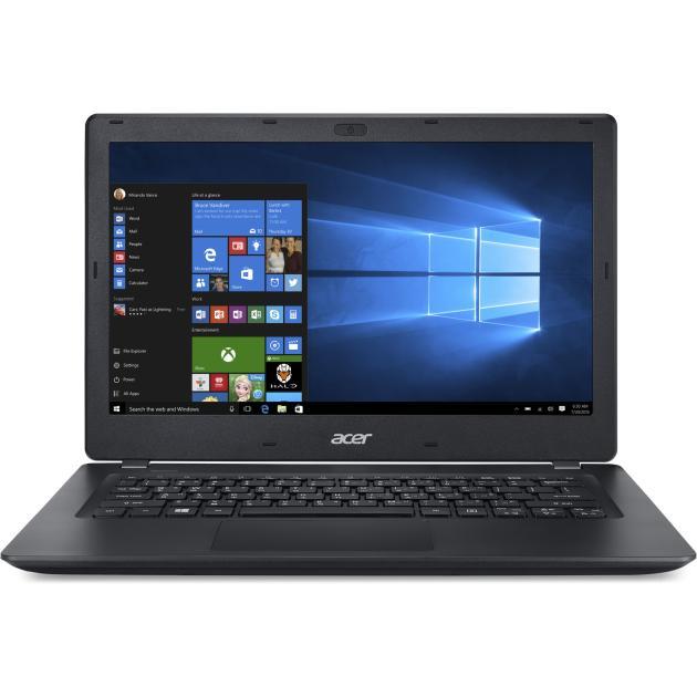 "Acer TravelMate TMP238 13.3"", Intel Pentium, 2100МГц, 4Гб RAM, 500Гб, Черный, Windows 10"
