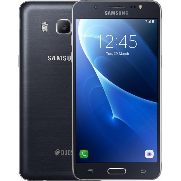 все цены на Смартфон Samsung Galaxy J5 2016 SM-J510F/DS Черный онлайн