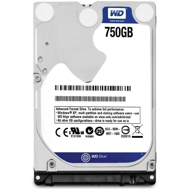 Western Digital Blue WD7500LPCX-FR