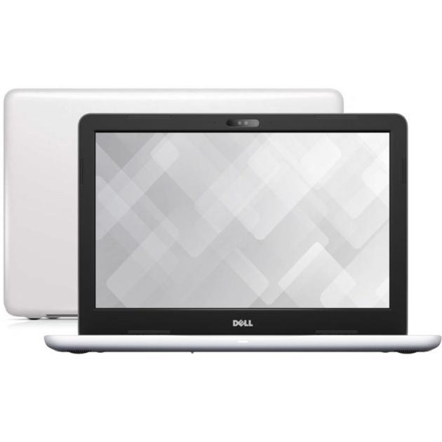 Ноутбук Dell Inspiron 5567-7898 15.6, Intel Core i3, 2000МГц, 4Гб RAM, 1000Гб, Белый, Linux
