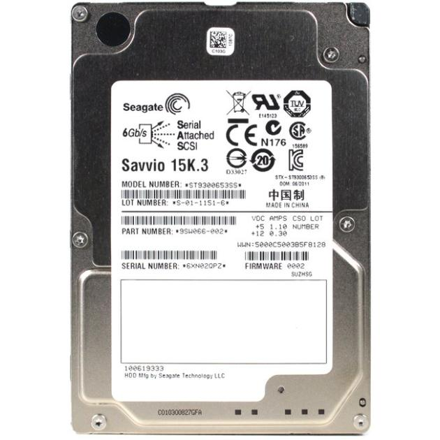 Жесткий диск Seagate Enterprise Performance 15K жесткий диск 600gb seagate enterprise performance 512n 2 5 sas