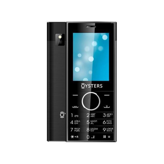 Oysters Ufa черный Черный, 0.032Гб, 2 SIM