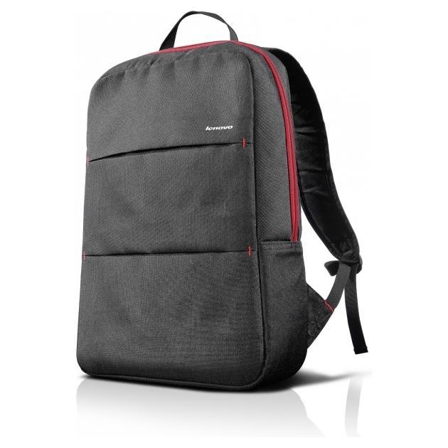"Lenovo Simple Backpack 15.6"" 15.6"", Черный, Синтетический от Байон"