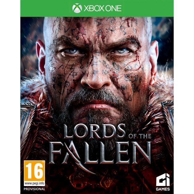 Видеоигра Бука Lords of the Fallen Xbox One видеоигра для xbox one overwatch origins edition