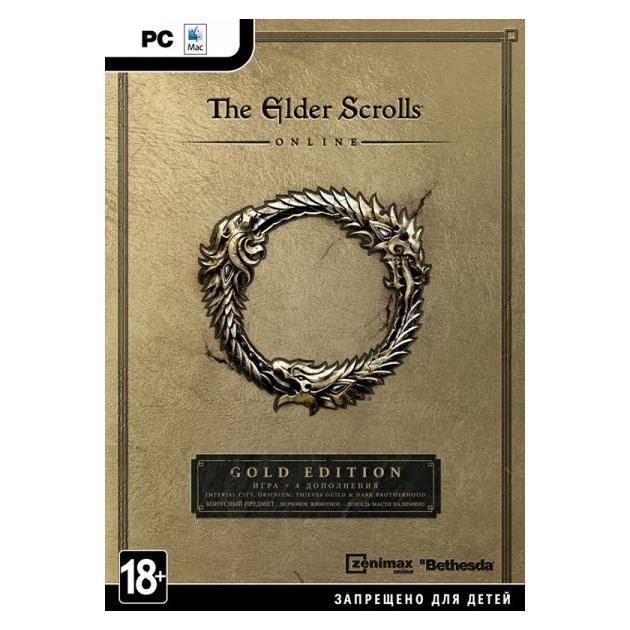 Видеоигра Софтклаб The Elder Scrolls Online: Gold Edition видеоигра софтклаб zanzarah the hidden portal