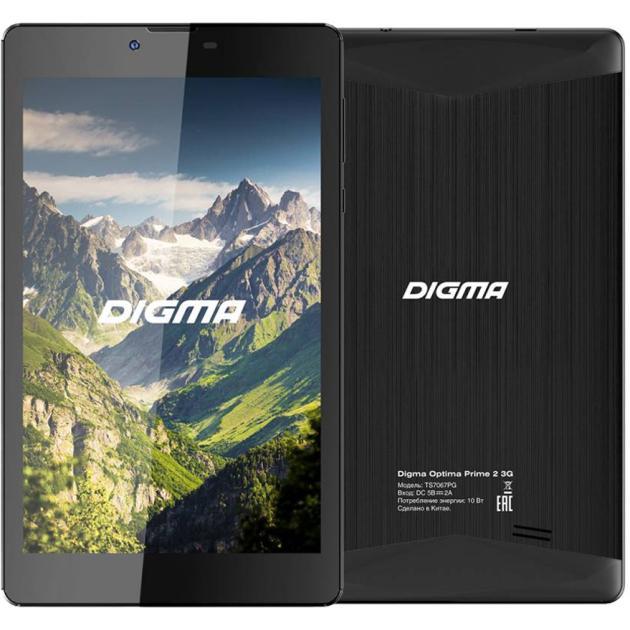 Digma Optima Prime 2 TS7067PG Черный