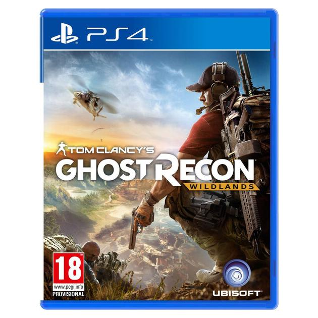Видеоигра Ubisoft Tom Clancy's Ghost Recon: Wildlands Sony PlayStation 4