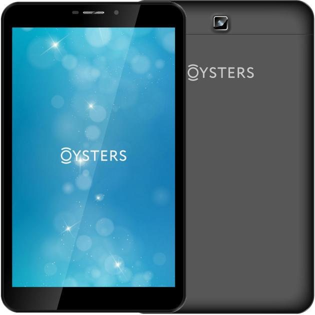 Планшет Oysters T84Ni, 8 Wi-Fi и 3G oysters t74er 7 4 gb wi fi black