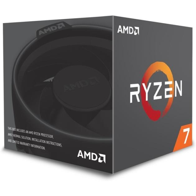 AMD Ryzen 7 1700 AM4, L3 16384Kb