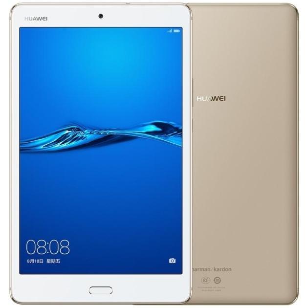 Планшет Huawei MediaPad M3 Lite 8 32Gb Золотой планшет huawei mediapad m3 8 lte 32gb