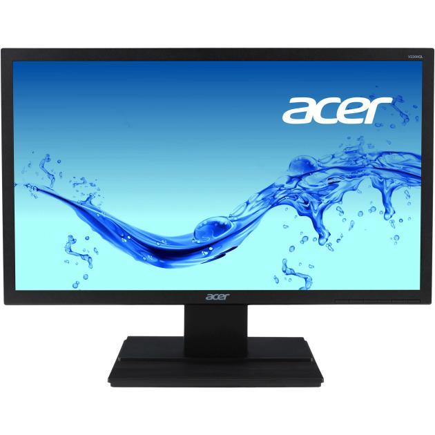 "Acer V206HQLbb 19.5"", Черный, TFT TN, 1366x768"
