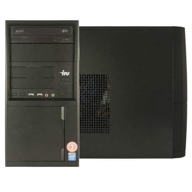 Системный блок IRU Office 711 MT пк iru ws 717 mt 392434