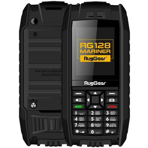 Мобильный телефон RugGear RG128 Mariner 2 SIM telefon amfibiya ruggearrg128 mariner 64218957