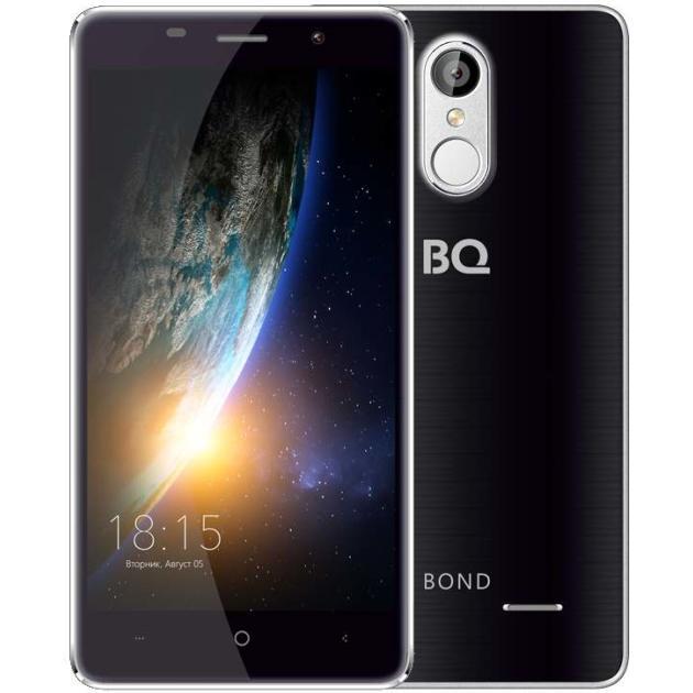 все цены на  Смартфон BQ-Mobile BQ-5022 Bond Черный  онлайн