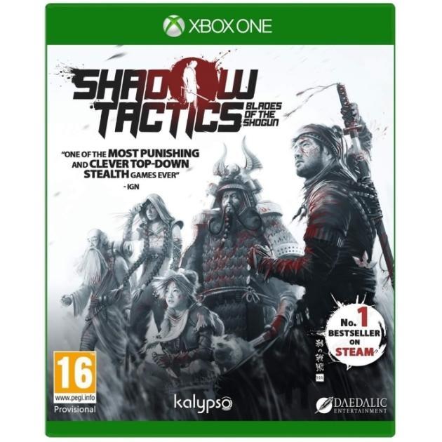 shadow-tactics-blades-of-the-shogun-xbox-one-стандартное-издание-английский-язык