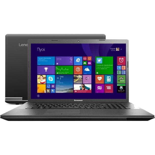 Ноутбук Lenovo G710 17.3, Intel Core i5, 2600МГц, 4Гб RAM, DVD-RW, 1Тб, Черный, Wi-Fi, Windows 8.1, Bluetooth цена 2016