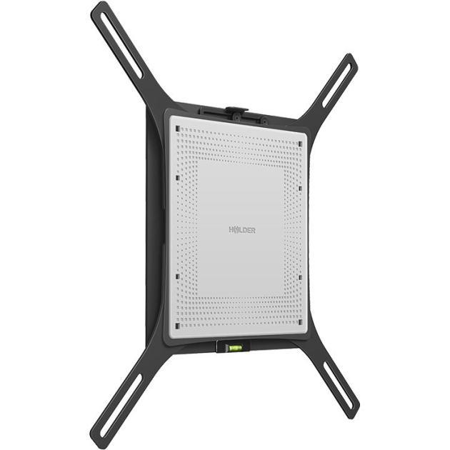Кронштейн Holder LCD-F4801 Черный, 40кг, 65 holder holder lcd f2608 черный 40кг 47