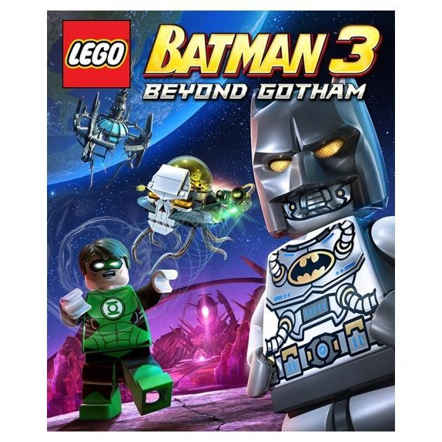 Видеоигра Бука LEGO Batman 3. Покидая Готэм большая книга lego mindstorms ev3