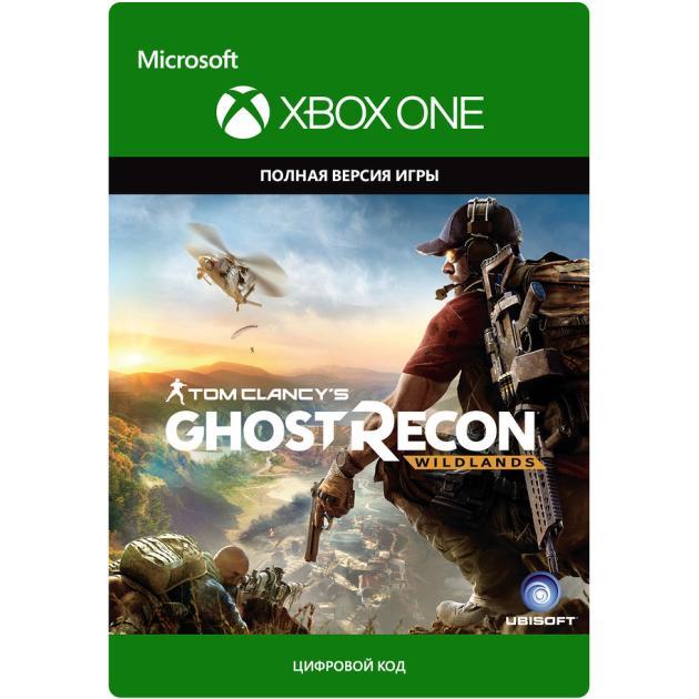 Видеоигра Ubisoft Tom Clancy's Ghost Recon: Wildlands Xbox One, электронный ключ