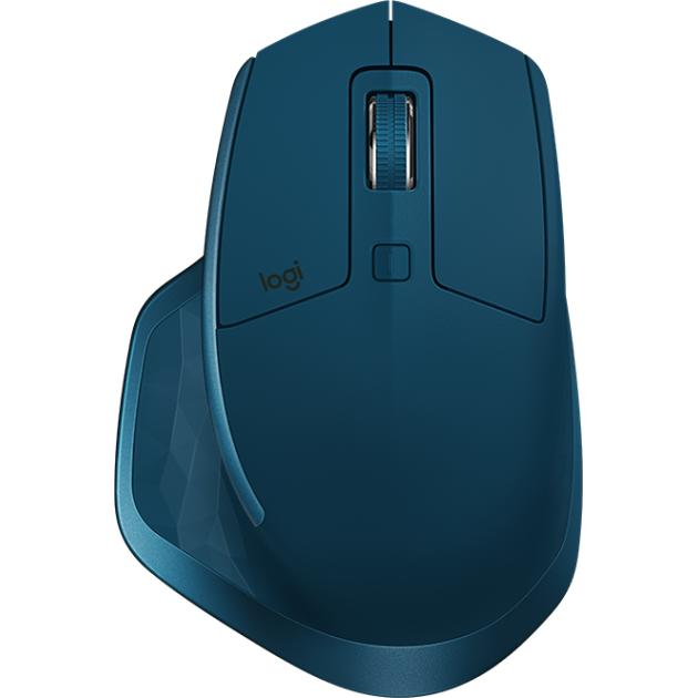 все цены на  Мышь Logitech MX Master 2S Бирюзовый  онлайн
