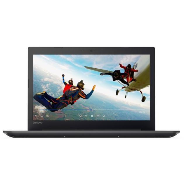 "Lenovo IdeaPad 320-15ISK 15.6"", Intel Core i3, 2000МГц, 4Гб RAM, 500Гб, Черный, DOS, DVD-RW"