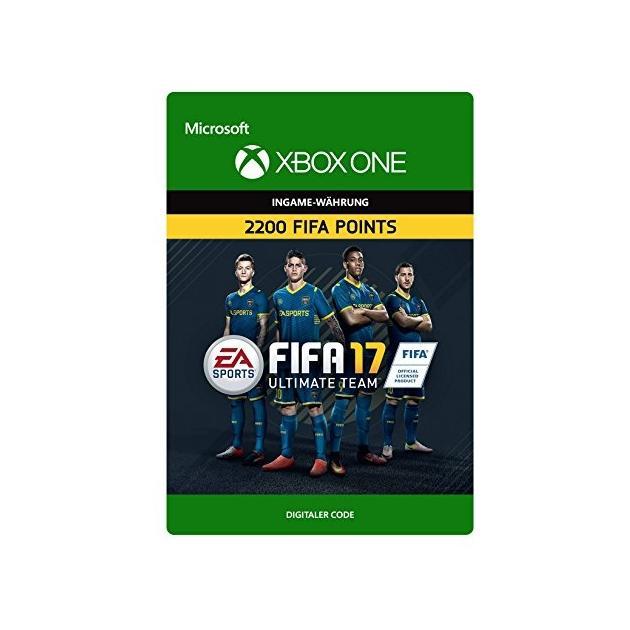 все цены на Видеоигра Electronic Arts FIFA 17 Ultimate Team Points 2200 онлайн