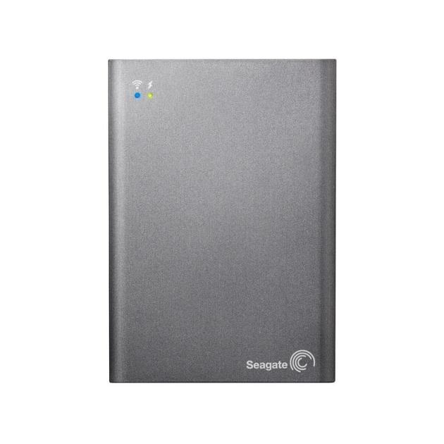 Seagate Wireless Plus STCV2000200 2 Тб, Серый