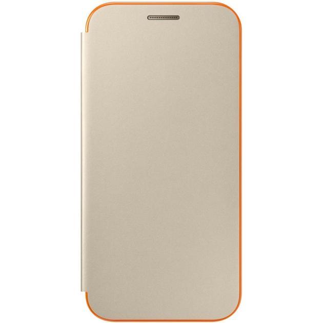 Чехол Samsung Neon Flip Cover для Samsung Galaxy A3 2017 вертикальный флип чехол флип кейс samsung neon flip cover