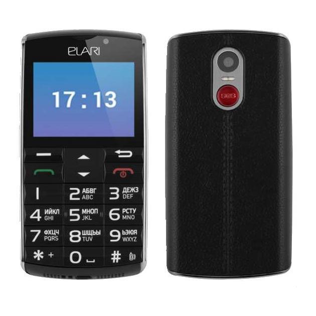 Мобильный телефон Elari SafePhone аксессуар чехол elari для elari cardphone и iphone 6 plus blue