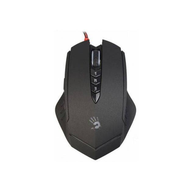 все цены на  Мышь A4Tech Bloody V8M game mouse Black USB USB