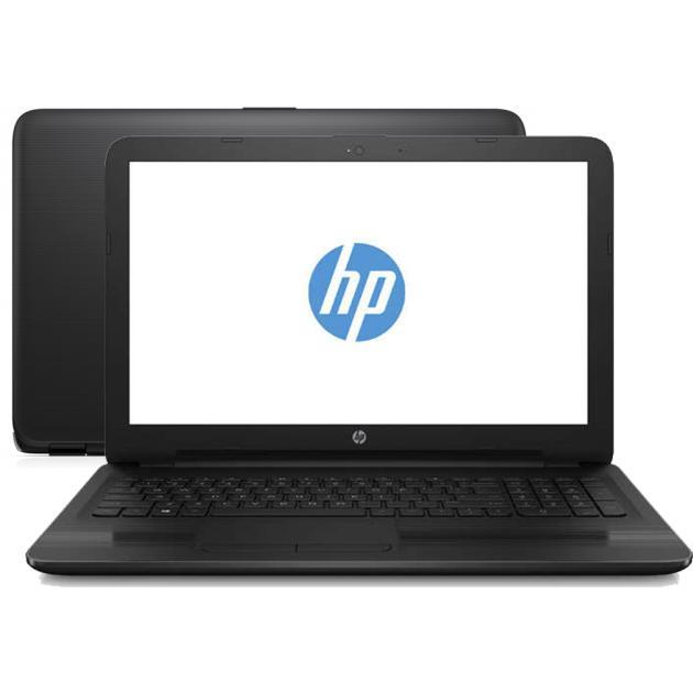 """HP 15-ba006ur 15.6"""", AMD E-series, 1.8МГц, 4Гб RAM, DVD нет, 500Гб, DOS, Черный, Wi-Fi, Bluetooth"""