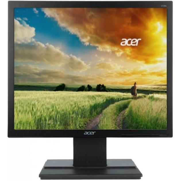"""Acer V196LBb 19"""", Черный, TFT IPS, 1280x1024"""