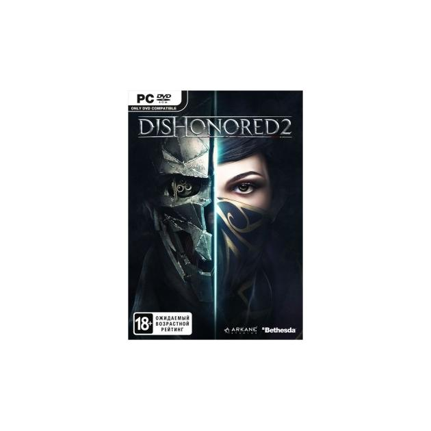 Видеоигра Софтклаб Dishonored 2 PC, стандартное издание, цифровой код, Русский язык игра софтклаб dishonored definitive edition pc