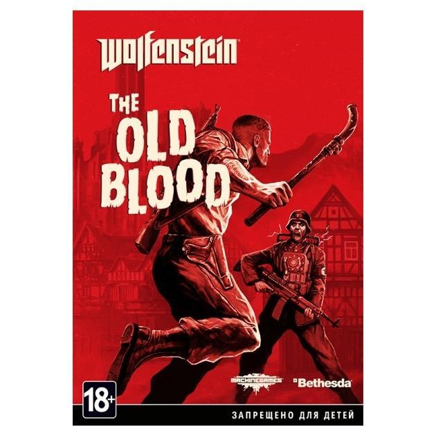 все цены на  Видеоигра Софтклаб Wolfenstein:The Old Blood PC, стандартное издание, цифровой код, Русский язык  онлайн