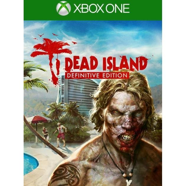 Видеоигра Бука Dead Island Definitive Edition