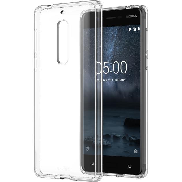 Nokia 5 Hybrid Crystal case