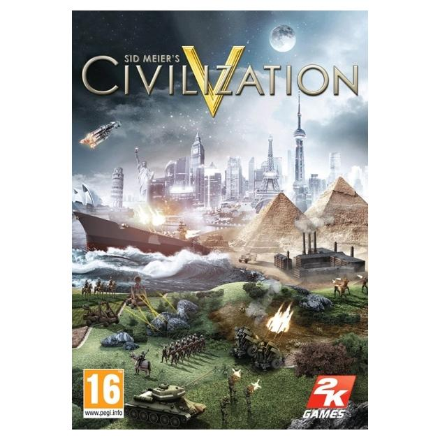 Sid Meier's Civilization V. Denmark and Explorer's Combo Pack