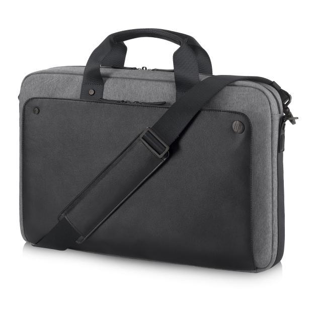 Сумка для ноутбука HP Executive Slim Top Load 10-15.6 15.6, Черный, Синтетический