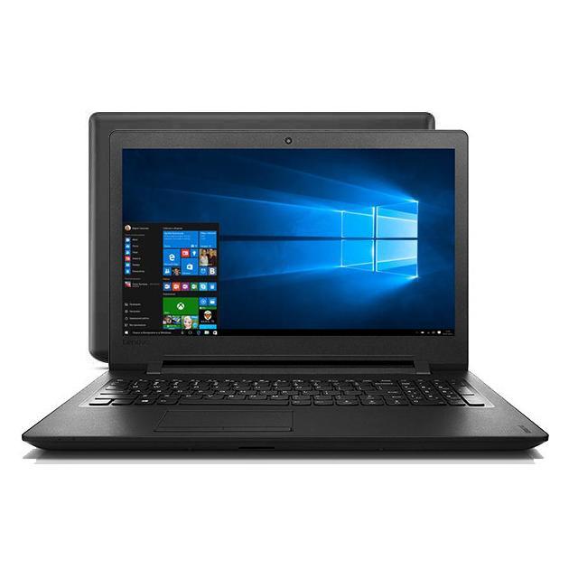 "Lenovo IdeaPad 110-15IBR 80T70040RK 15.6"", Intel Celeron, 1600МГц, 2Гб RAM, DVD нет, 250Гб, Черный, Wi-Fi, Windows 10, Bluetooth, WiMAX"