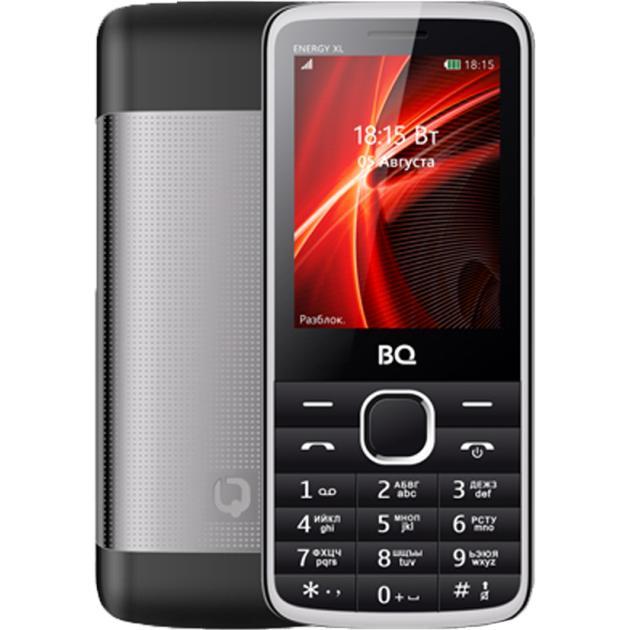 все цены на  Мобильный телефон BQ-Mobile BQ 2806 Energy XL Черный  онлайн