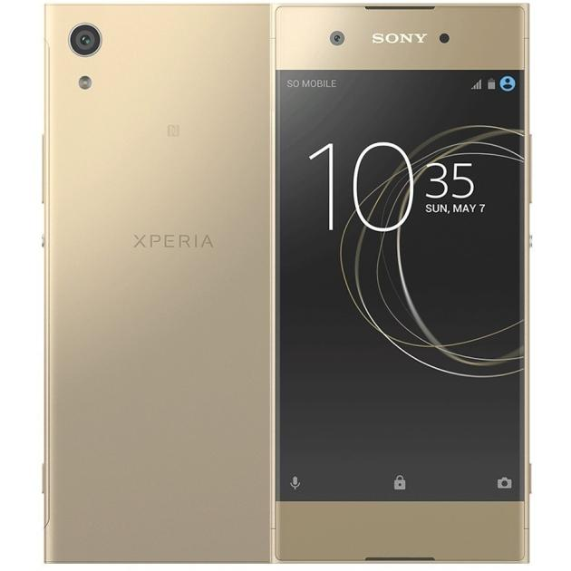 Смартфон Sony Xperia XA1 Dual Золотой