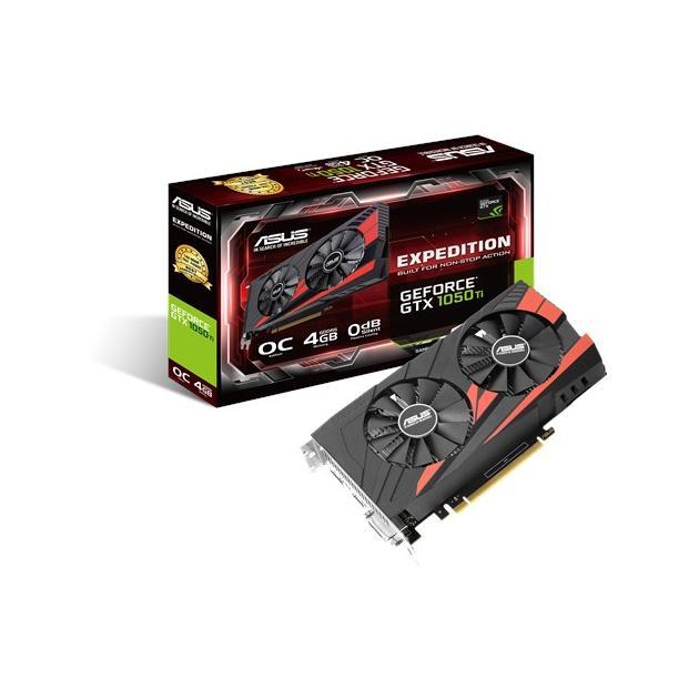 ASUS GeForce GTX 1050 Ti PCI-E 3.0