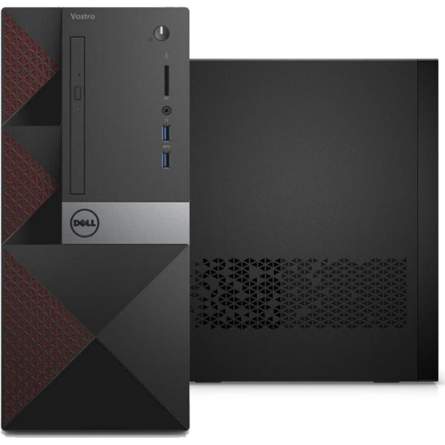 Системный блок Dell Vostro 3667 MT Intel Core i3, 3700МГц, 1000Гб, Win 10 huawei ascend p7 shield 4people skinbox