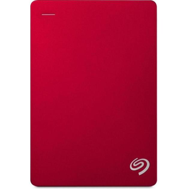 Seagate Backup Plus STDR1000201 4 Тб, Красный