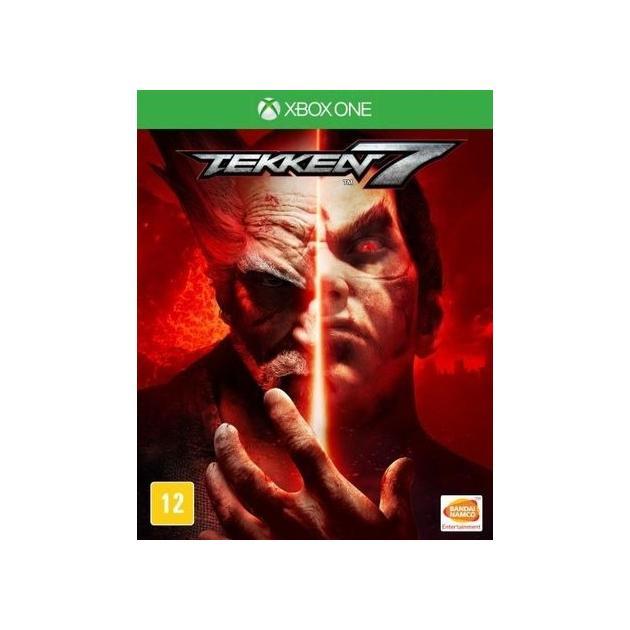 Видеоигра Namco Bandai Tekken 7 Xbox One, русские субтитры спот eglo brivi 1 арт 92923