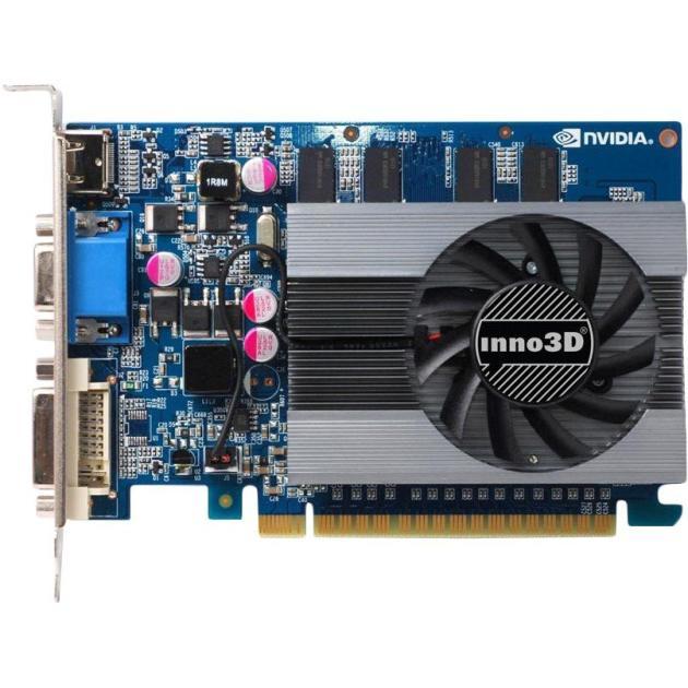 Inno3D GN730-3SDV-E5BX 2048Мб, GDDR3