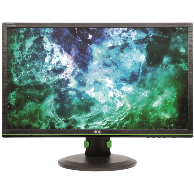 "AOC G2460PG 24"", Черный, DP, Full HD"