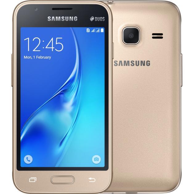Samsung Galaxy J1 mini SM-J105 Золотой