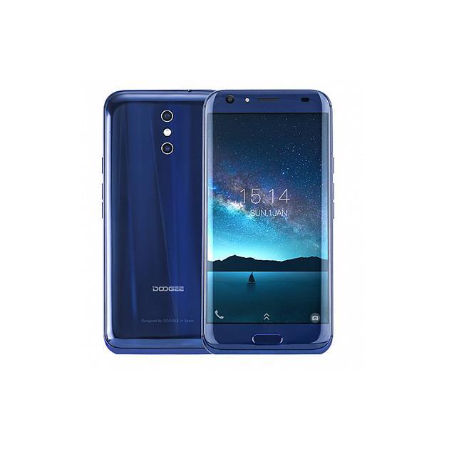 Смартфон DOOGEE BL5000 Синий смартфон doogee смартфон doogee x20l черный