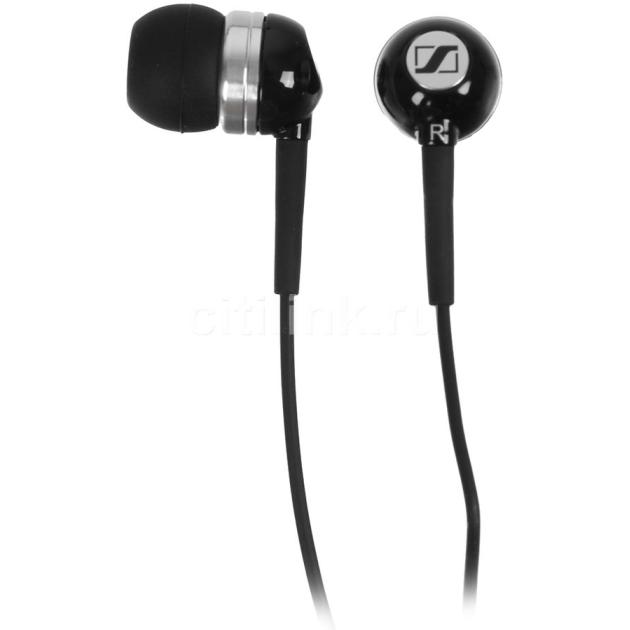 Наушники Sennheiser CX300-II Precision Черный sennheiser cx 300 ii precision black наушники